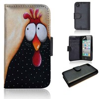 Chicken Soup | wallet case | iPhone 4/4s 5 5s 5c 6 6+ case | samsung galaxy s3 s4 s5 s6 case |