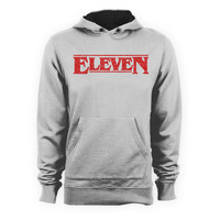 Eleven - STRANGER THINGS TV Show Inspired HOODIE