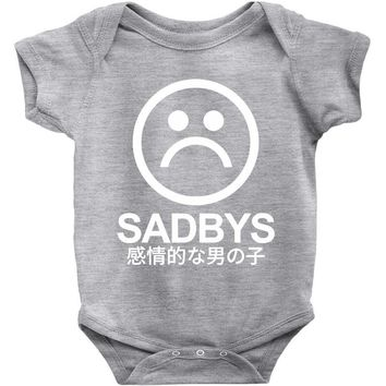 Suicideboys Baby Onesuit