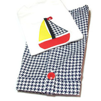 Baby Boy Clothes - Baby Boy Shorts and shirt - Boy Summer Outfit