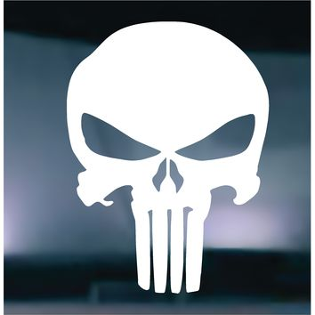 The Punisher Vinyl Graphic Decal