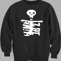Blink 182 Skull Sweater for Mens Sweater and Womens Sweater ***
