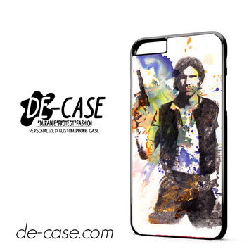 Star Wars Han Solo Art DEAL-10015 Apple Phonecase Cover For Iphone 6/ 6S Plus