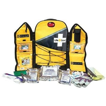 Life+gear Wings Of Life Emergency Preparedness Backpack (pack of 1 Ea)