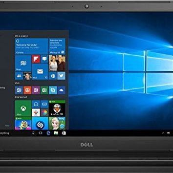 "Dell Inspiron 15 3000 Series Model:3567 15.6"" Touchscreen Laptop, Latest Intel Core i3-7100U with 2.4GHz, 6 GB DDR4 RAM, 1 TB HDD, HDMI, DVD-RW, Bluetooth, Webcam, MaxxAudio Pro - Win 10"