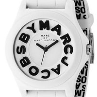 Marc by Marc Jacobs Quartz Sloane White Dial Women's Watch MBM4005