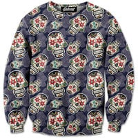 Dia De Los Muertos Sweatshirt - READY TO SHIP
