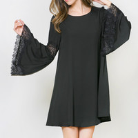 Freya Lace Tunic Dress