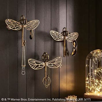 HARRY POTTER™ Flying Key Jewelry Hooks, Set of 3