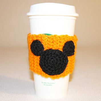 Mouse Cup Cozy - Set of 3