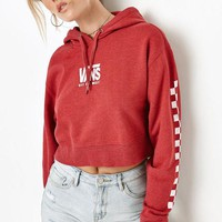 DCCKYB5 Vans x Classic Cropped Pullover Hoodie