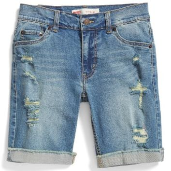Levi's® 511 Cutoff Shorts (Toddler Boys, Little Boys & Big Boys) | Nordstrom