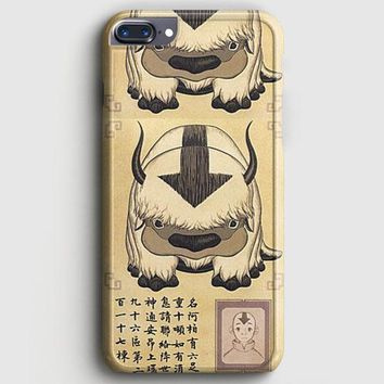 Appa Avatar The Last Airbender iPhone 7 Plus Case