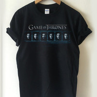 game of thrones T-shirt Men, Women and Youth