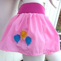 MY LITTLE PONY Skirt Pinkie Pie MLP FiM Cosplay your size Kawaii