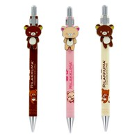 Rilakkuma Swinging Figure Mechanical Pencil 0.5mm