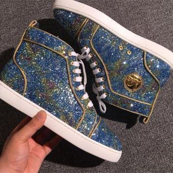 DCCK2 Cl Christian Louboutin Style #2291 Sneakers Fashion Shoes
