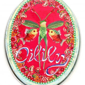 Oilily Strawberry lip Balm