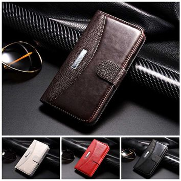 HOPELF Flip Wallet Phone Cases