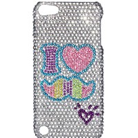 I Heart Mustaches Tech Case 5 | Cases & More | Electronics | Shop Justice
