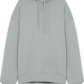 Acne Studios - Yala oversized cotton-jersey hooded top