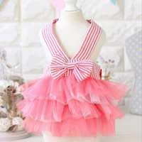 Pet Costume Cats Dress Funny Cat Clothes Nurses Clothes For Dogs And Cats Animals Katten Kleding Pet Overalls DDMX874