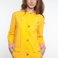 Glamour Kills Clothing - Girls The Rainy Daze Raincoat