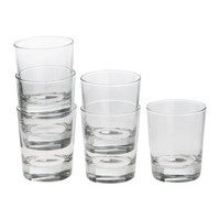 GODIS Glass - 8 oz  - IKEA