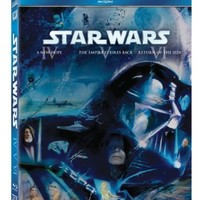 Star Wars: The Original Trilogy (Episode IV: A New Hope / Episode V: The Empire Strikes Back / Episode VI: Return of the Jedi) [Blu-ray]