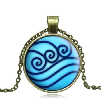 Avatar The Last Airbender Necklace