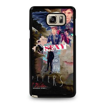 EVAN PETERS COLLEGE Samsung Galaxy Note 5 Case Cover