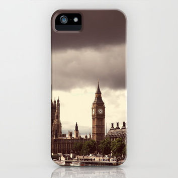 Sherlock Lives iPhone & iPod Case by Amy Bruce Imagery