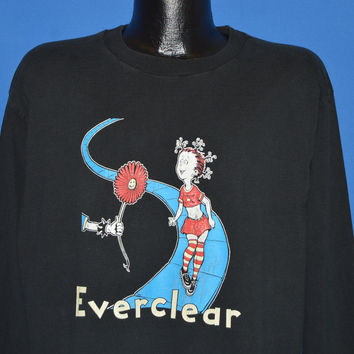 90s Everclear Punk as F@#$ Dr Seuss t-shirt Extra Large
