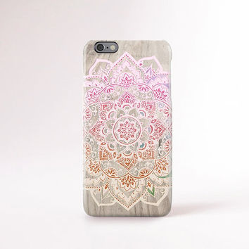 Mandala iPhone 6 case, Boho iPhone 6 Plus case, Lace Mandala Phone case, iPhone 5 case, Boho Chic iPhone Case Trending Spring 2015