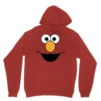 Cookie Monster Elmo Unisex Hoodie