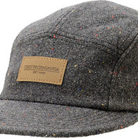 Obey County Charcoal 5 Panel Hat