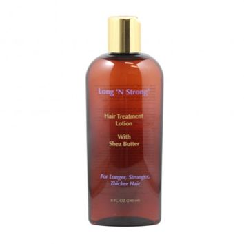Long 'N Strong Treatment Lotion With Shea Butter
