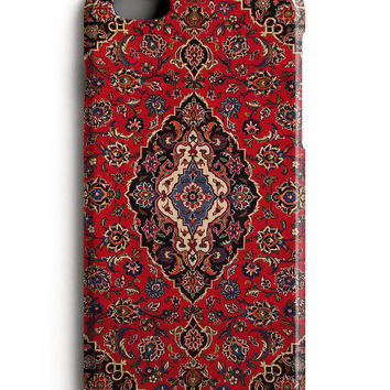 Persian Red Carpet iPhone 7 Case Samsung Galaxy S8 Case Samsung Galaxy S8 Plus Case iPhone 6S Plus Case Samsung Galaxy S6 Case S7 Edge