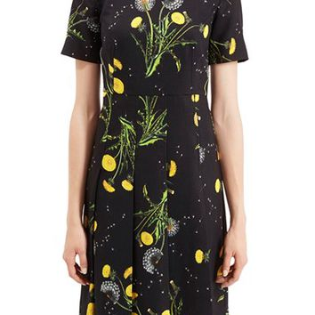 Women's Topshop Unique 'Windermere' Floral Print Dress,