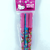 Hello Kitty Hawaii Pens