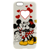 Mickey and Minnie Mouse Heart iPhone 6 Case