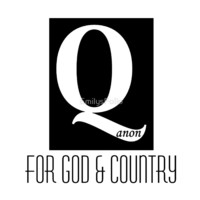 'QANON FOR GOD AND COUNTRY' by EmilysFolio