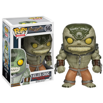 Batman Arkham Asylum Killer Croc Pop Vinyl Figure