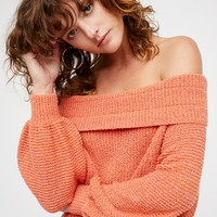 Free People Edessa Pullover