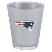 NFL New England Patriots Insulated Shot Glass