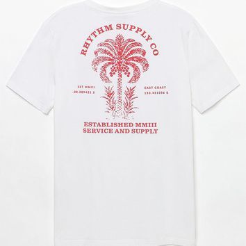 Rhythm Desert Palm T-Shirt at PacSun.com