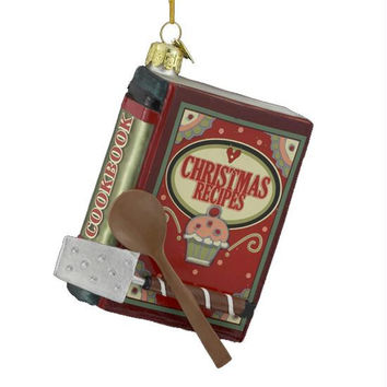 Christmas Ornament - Cookbook