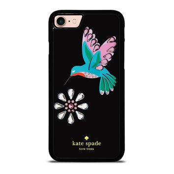 KATE SPADE FLOWER BIRD iPhone 8 Case