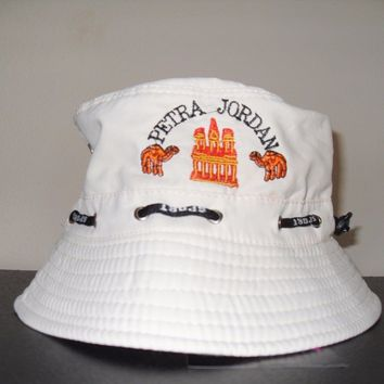 Bucket Hat Cap Men / Women Fishing Boonie Brim Sun Safari Summer Camping