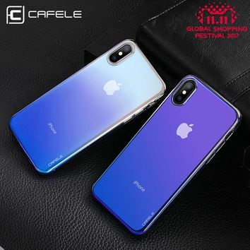 CAFELE Case For iPhone X